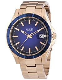 Guess Casual Rose Gold Watch W0244G3