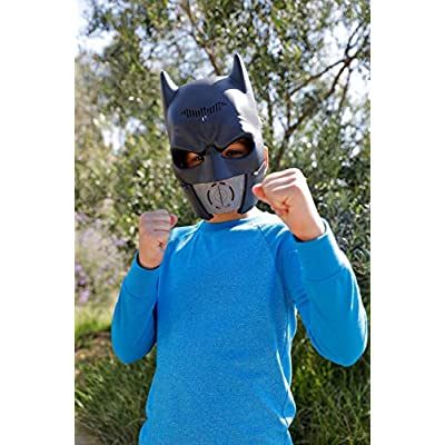 DC Comics Batman Missions: Batman Voice Changer Helmet: Toys & Games