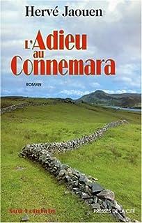 L'adieu au Connemara : roman, Jaouen, Hervé