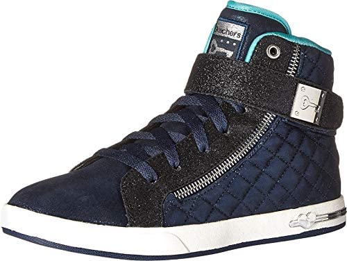 Skechers Kids Girls' Shoutouts-Quilted