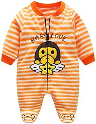Unisex Baby Spring Cotton Romper Outfits