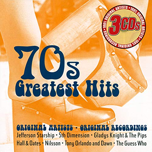 70s Greatest Hits (Best Rock Groups Of The 70s)