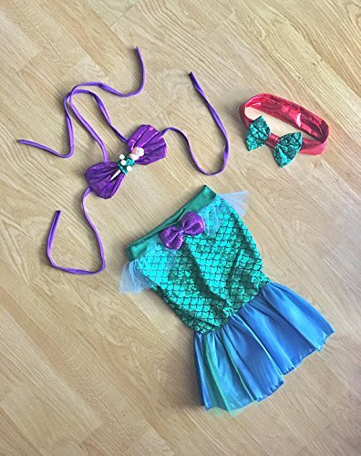 279fcadd34995 Baby Swimsuit Toddler Swimsuit Girl Swimsuit Baby Swimwear Toddler Swimwear  kids Little Mermaid Bathing Suit Mermaid Tail Skirt First Birthday Outfit  ...