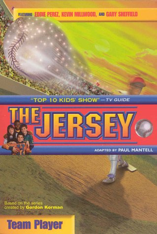 Jersey, The: Team Player - Book #5 PDF