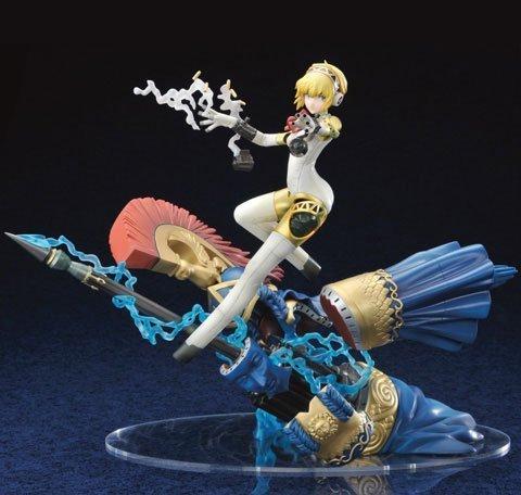 Shin Megami Tensei Persona 3 Portable : Aegis GEE! Normal Equipment Ver. (Limited Edition) PVC Figure - COSPA