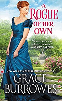 A Rogue of Her Own (Windham Brides) by [Burrowes, Grace]
