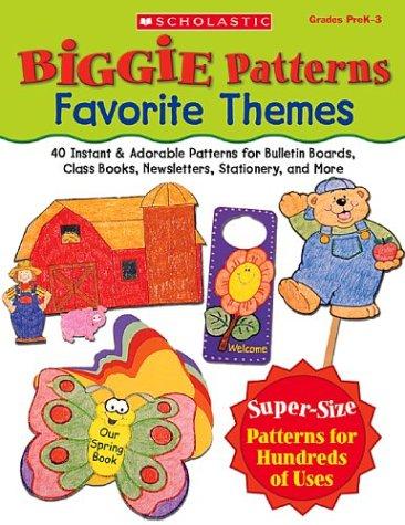Favorite Themes (Biggie Patterns) (Biggie Patterns)