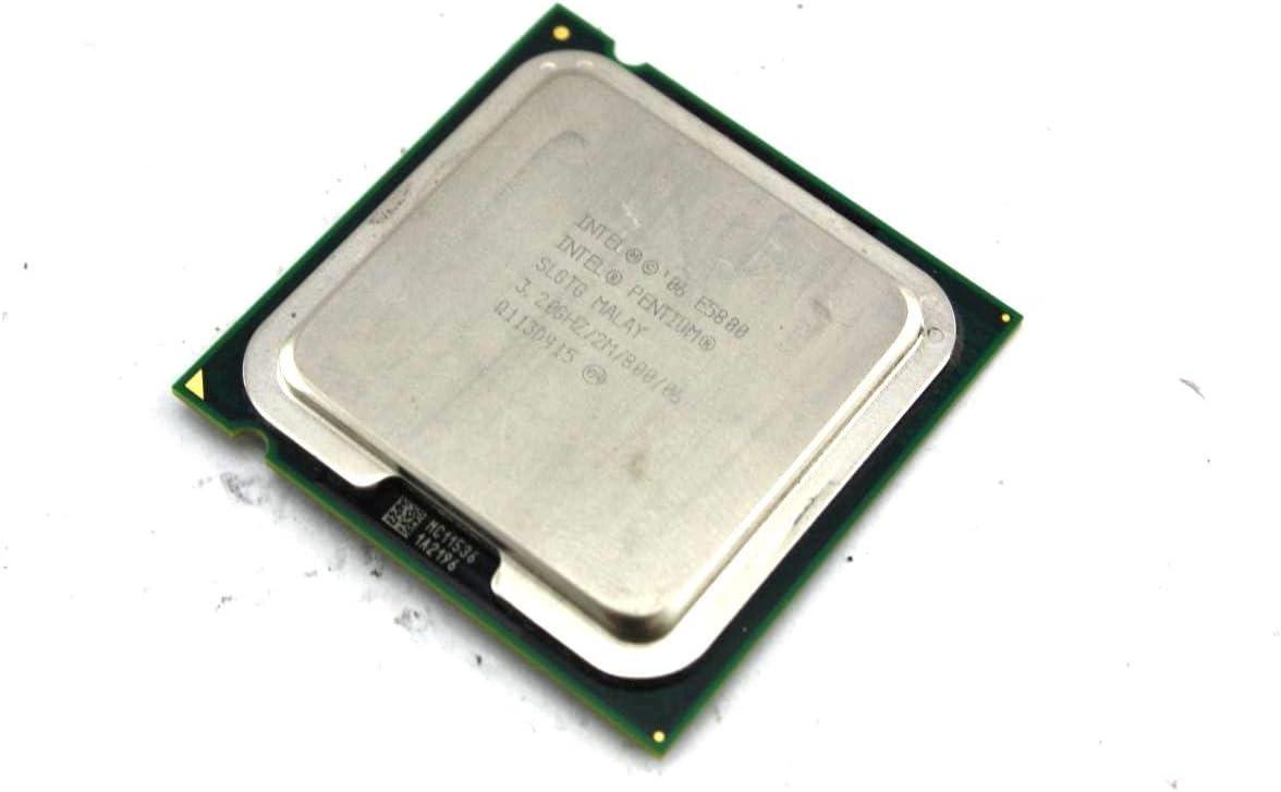 Renewed Intel Genuine Pentium CPU Computer Processor SLGTG 3.2GHZ 800MHZ 2MB 2 LGA775
