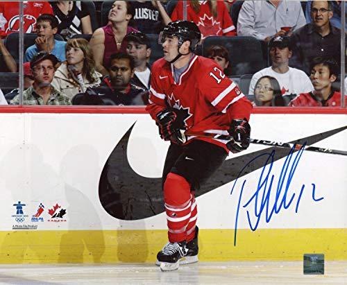 Patrick Marleau Autographed Team Canada 8x10 Photo