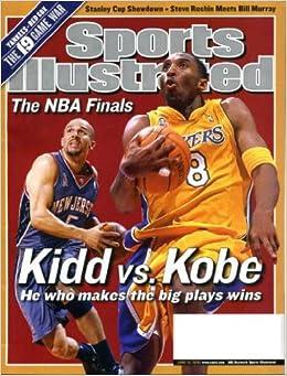 online store 03c58 419b9 Sports Illustrated June 10 2002 Jason Kidd/New Jersey Nets ...