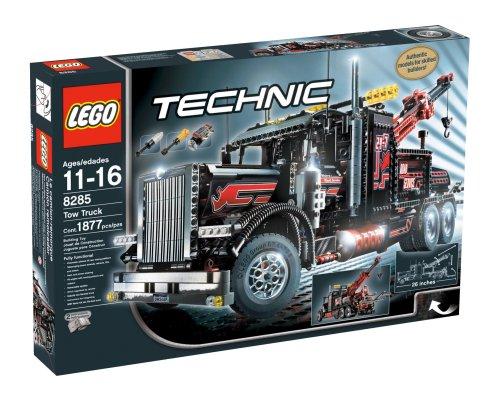LEGO Technic Tow Truck - Tow Truck Lego