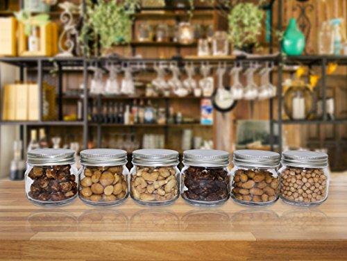 Review Golden Spoon Mason Jars,
