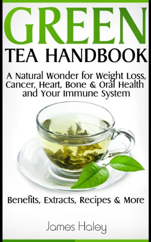 Green Tea Handbook Benefits Extracts ebook product image