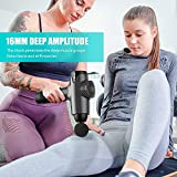 Massage Gun for Athletes, Portable Body Muscle