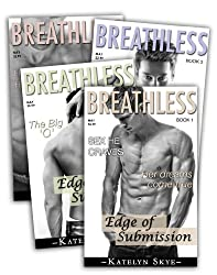Breathless Series - (BDSM Billionaire) Complete Collection