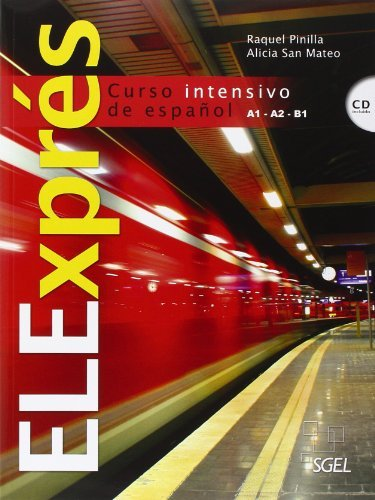 ELExpres. Curso intensivo de espanol. Alumno+CD-2 (Spanish Edition) by Raquel Pinilla - San Mateo Shopping