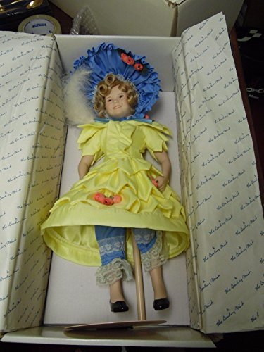 Little Colonel, The Shirley Temple Collector Doll, Danbury Mint -
