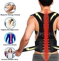 ZZZJZ Corrector Postura Espalda Recta Dorsales Hombros Cuello ...