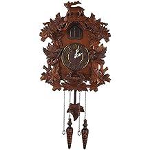 Kendal Handcrafted Wood Cuckoo Clock MX015-1