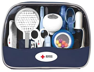 The First Years The American Red Cross Infant and Toddler Nail Care Set from The First Years