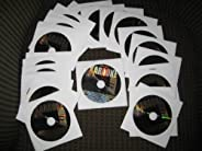 500 Song KARAOKE HITS CDG Starter/Filler: Country Pop Oldies R&B Stand