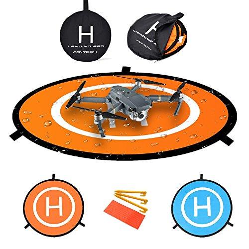 gouduoduo2018 75cm Drone launch pad Quadcopter Landing pad Helipad Dronepad For DJI Mavic Pro Phantom 4 3 2 Inspire 1 Parrot ect.
