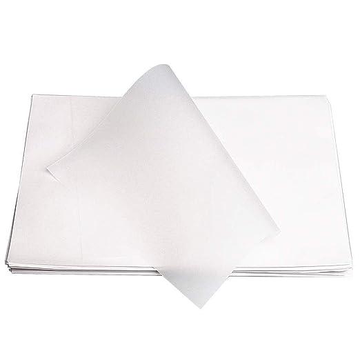 100 hojas de papel de calco A4, papel translúcido sin ácidos ...