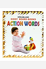 Action Words (Kiddy Board Book) Board book