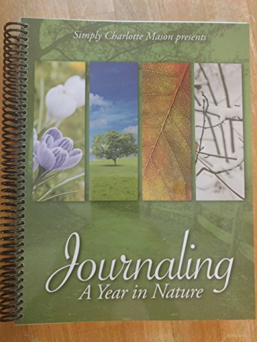 Journaling: A Year in Nature by Simply Charlotte Mason