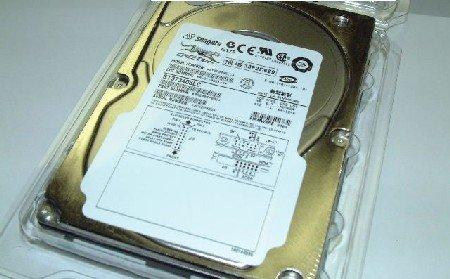 Seagate ST373405FCV Seagate ST373405FCV ULTRA160 73G 10K RPM SCSI DRIVE 40PIN (10k Rpm Ultra160 Scsi)