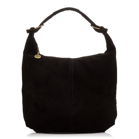 Women Verapelle Genuine Italian Leather Shoulder Bag Shoppers Hand Bag