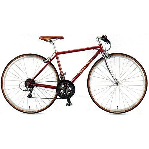 RALEIGH(ラレー) クロスバイク Radford Classic (RFC) キャニオンレッド 480mm B0767B3ZGZ