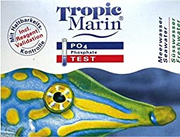 Tropic Marin ATM28100 Phosphate Test Kit for Aquarium