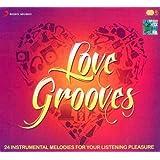 LOVE GROOVES (BOLLYWOOD INSTRUMENTALS) 2 CD SET
