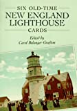Six Old-Time New England Lighthouse, Grafton, 0486289141