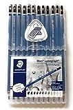 Wooden Lead Pencil By Staedtler Mars Lumograph