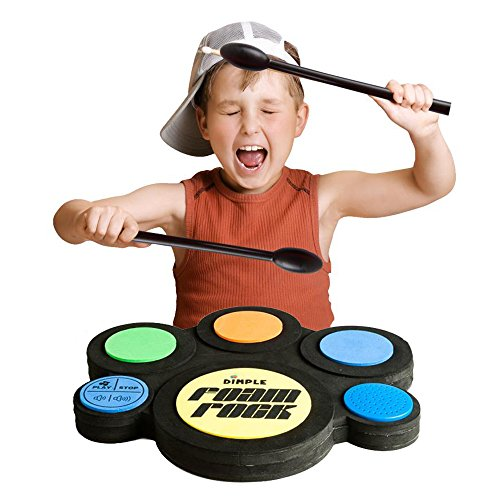 Buy toddler electric drum set
