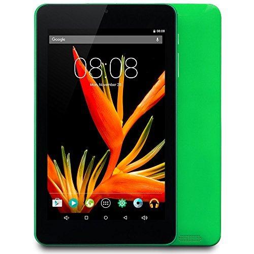 お待たせ! Alldaymall Tablet with 64 Lollipop, bits Flash, Quad Core CPU, 7'' HD HD 1920x1200 IPS Display, Android 5.1 Lollipop, 1GB RAM 16GB Flash, Wi-Fi, Bluetooth, Dual Camera - Green [並行輸入品] B06XW73C8H, ソファ ソファベッドのU-Factory:8f7600d1 --- arbimovel.dominiotemporario.com