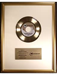 Roy Orbison Running Scared 45 Gold Record Award Monument Records