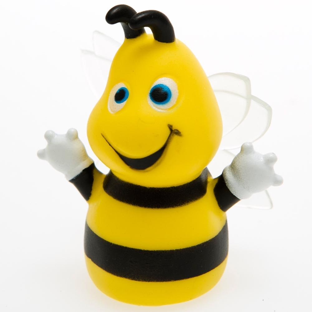 Busy Bee Finger Puppets - Novelty Toys & Finger Puppets, 12 Count FE 125915