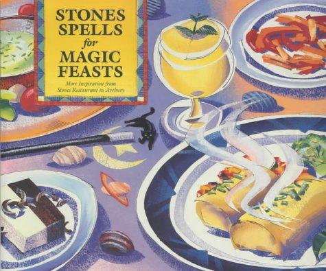 """""""Stones Spells for Magic Feasts"""" av Michael W. Pitts"""