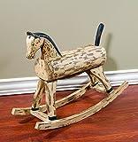 Olde Primitive Rocking Horse