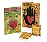 Book cover image for Read His Hands, Know His Heart: Use The Secrets of Hand Reading For A Better Relationship With Your Man