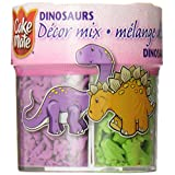 Cake Mate, Decorating with Ease, Decors Sprinkles, Dinosaurs, 79g