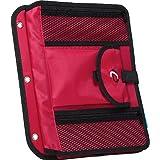 Case-it Locker Accessory 5-Tab File, Red