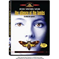 SILENCE OF THE LAMBS, THE (PS/BIL/DVD) (Bilingual)