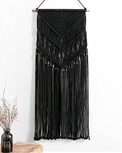 Mkono Macrame Wall Hanging Woven Tapestry Minimalist for sale  Delivered anywhere in USA