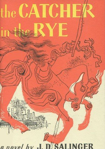 Catcher in the Rye from LITTLE BROWN AND COMPANY