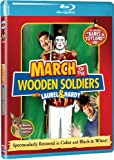 March of the Wooden Soldiers [Blu-ray]