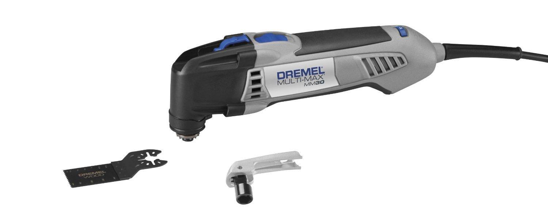 Dremel MM30 2.5-Amp Multi-Max Oscillating Tool Kit w/Accessories (Certified Refurbished) by Dremel (Image #5)